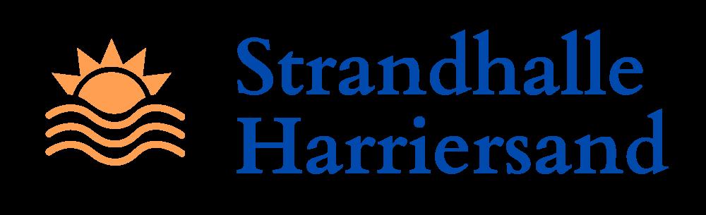 Strandhalle Harriersand Logo